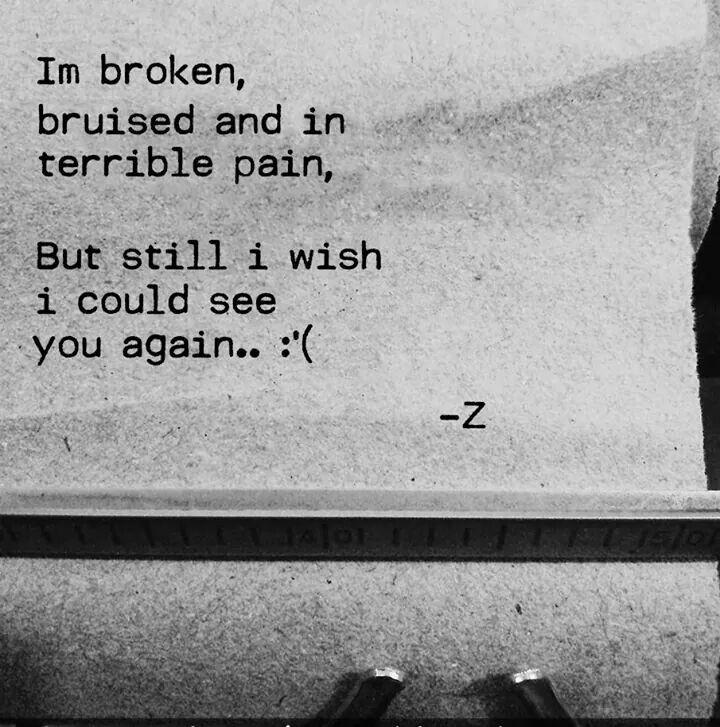 And quotes sad broken 23 Sad