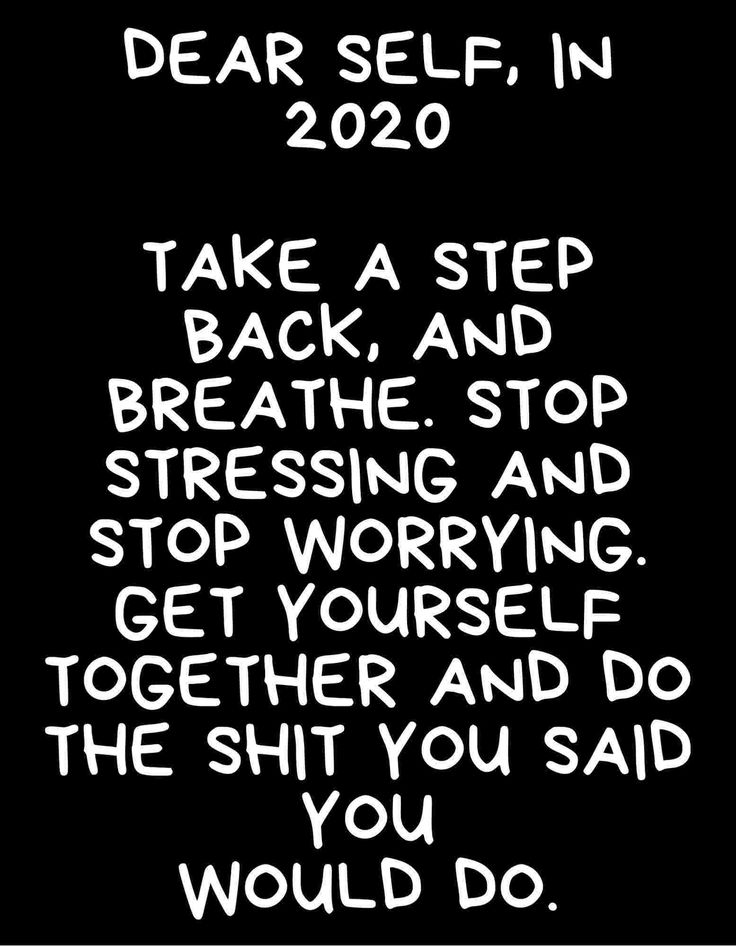 New Year's Quotes 2020 : Dear self in 2020 wishes