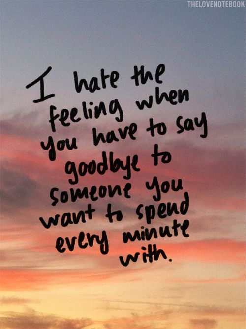 sad love quotes hate saying goodbye quotes time extensive